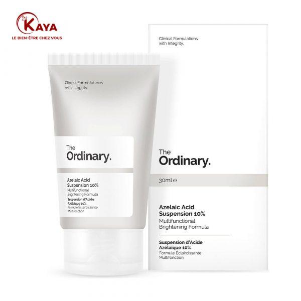 Acide azélaique 10% - Sérum antioxydant et anti rougeurs chez KAYA