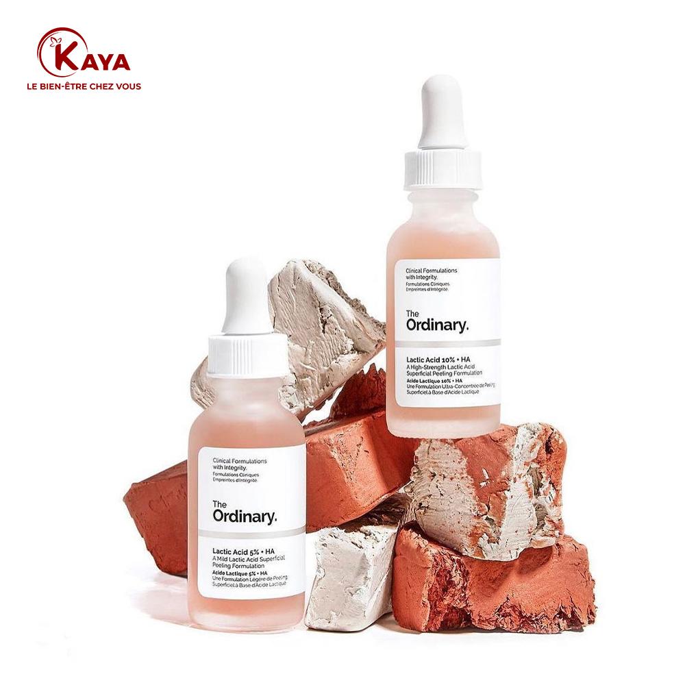 Acide lactique 10% + HA - Sérum de Peeling chez KAYA