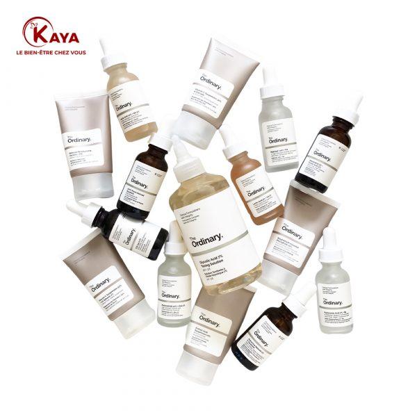 The Ordinary meilleurs soins de la peau à petits prix